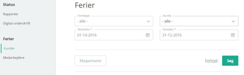 status-ferier